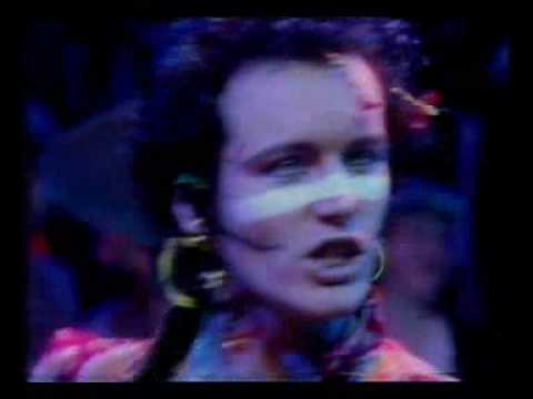 Streaming Adam & The Ants - 'Kings of the Wild Fronteir' on TotP Movie online wach this movies online Adam & The Ants - 'Kings of the Wild Fronteir' on TotP