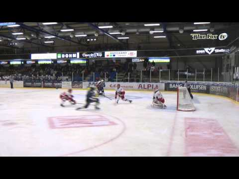 15-11-13 highlights Blue Fox - Rødovre Mighty Bulls