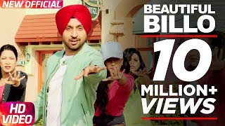 Beautiful Billo | Disco Singh | Diljit Dosanjh | Surveen Chawla