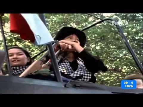 Ngày Cuối 30-4-1975 VC Chiếm Dinh Độc Lập - Sài Gòn