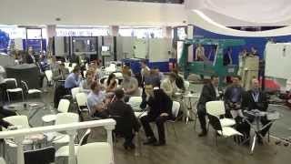 Video report from the exhibition Metalworking 2013