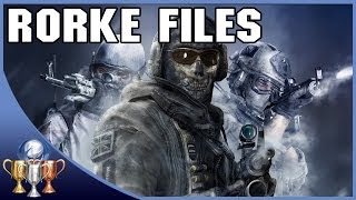 Call Of Duty Ghosts All Rorke Files Collectibles