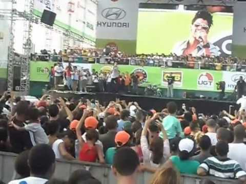 Gustavo Lima no maior 1º de maio de mundo