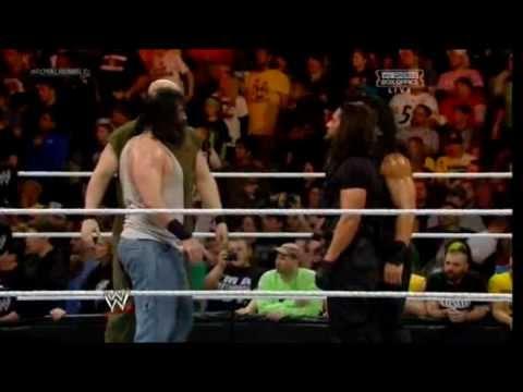 WWE - Royal Rumble 2014 highlights HD