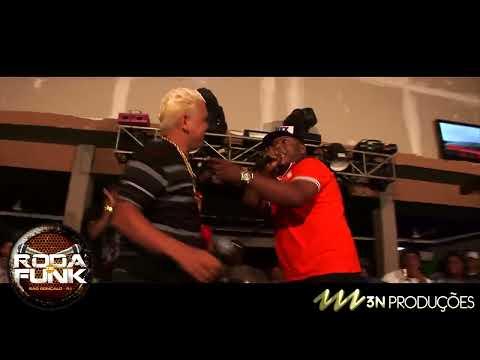 Max Vs  G3 :: Duelo de rimas ao vivo na Roda de Funk - Especial :: Full HD