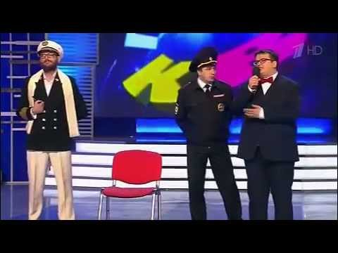 kvn murmansk 2014 kapitani konkurs