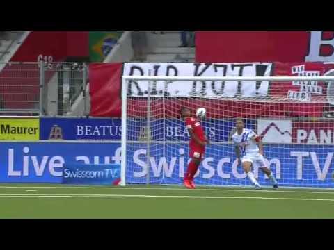 Thun 4-1 Lausanne Sports
