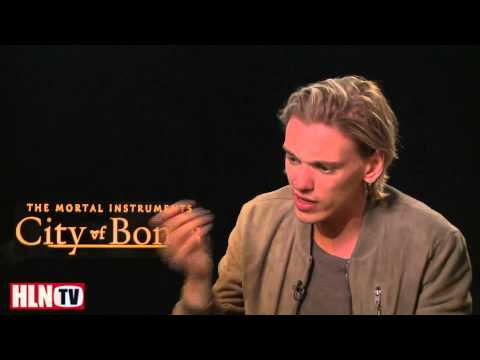 THE MORTAL INSTRUMENTS interview: Jamie Campbell Bower