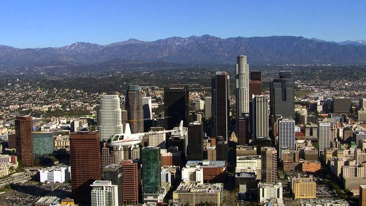 Los Angeles Helicopter Tours Youtube
