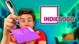 Testing 5 INDIEGOGO Products!