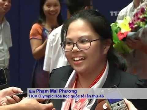 Việt Nam tổ chức thành công kỳ thi Olympic Hóa học lần thứ 46