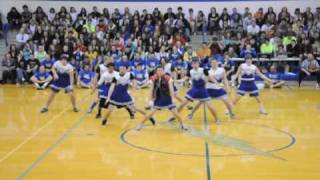 HILARIOUSLY AWESOME DANCE
