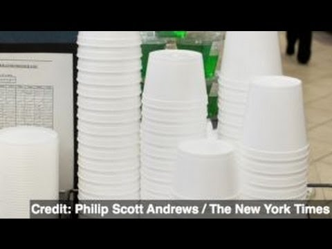 Mayor Bloomberg Wants NYC Styrofoam Ban