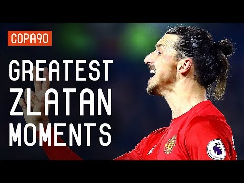 Zlatan's Most Zlatan Moments Ever