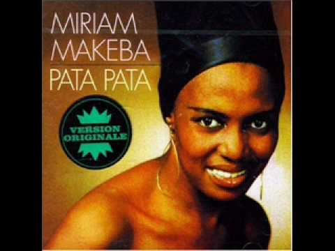 Miriam Makeba - Pata Pata By MARI