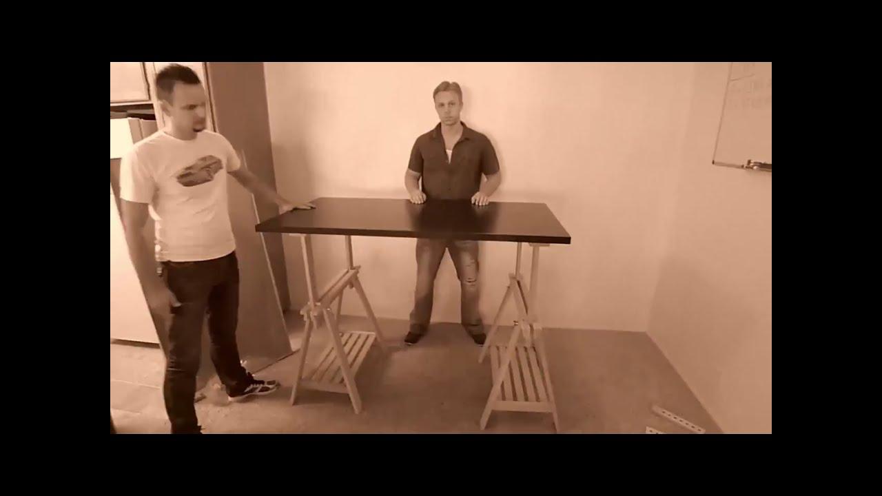 Finnvard Standing Desk