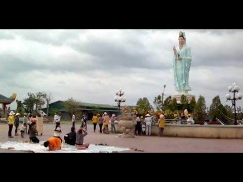 Phật Bà Nam Hải - Mẹ nam Hải - Bạc Liêu