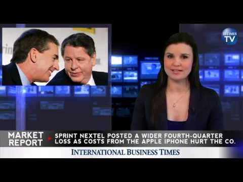 DJIA EU Warns Greece, Nokia Cuts 4,000 Jobs, Sprint Nextel Loss, Time Warner Profit Jumps37