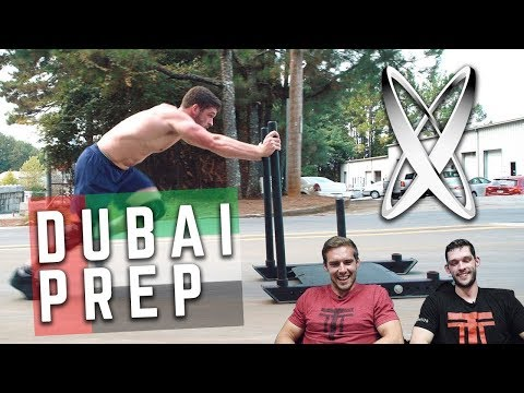 Prepping for Dubai CrossFit Championship | The Session Ep. 13
