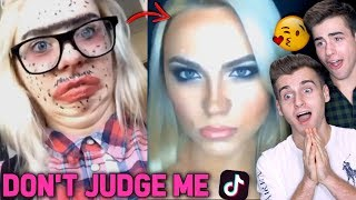 The Ultimate DON'T JUDGE ME Challenge! (Tik Tok Edition)