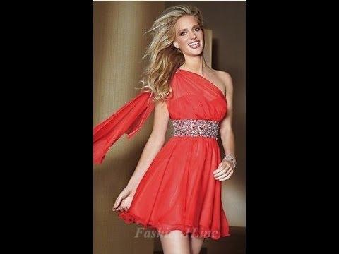 Vestidos de fiesta cortos, elegantes y baratos