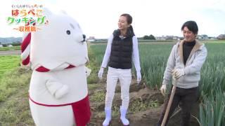 白ネギ&チンゲン菜篇/しっぺいのはらぺこクッキング