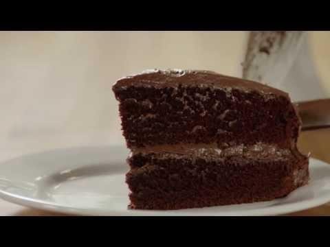 Cake Recipes - How to Make Easy Chocolate Cake