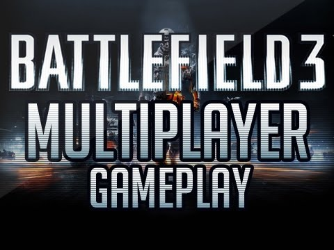 Battlefield 3 - (BF3): NEW Multiplayer Gameplay Trailer