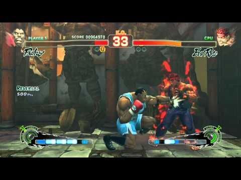 Super Street Fighter IV Arcade Edition, Shin Evil Ryu Appears