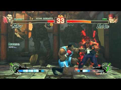 Super Street Fighter IV Arcade Edition, Shin Evil Ryu Appears
