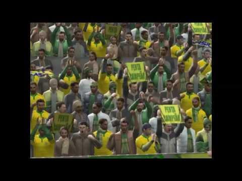 Bomba Patch: Copa do Mundo 2014 (PS2) Todos Estádios e seleção da copa