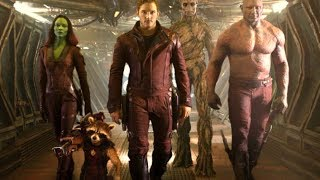 Marvel's Guardians Of The Galaxy Official Trailer Hindi