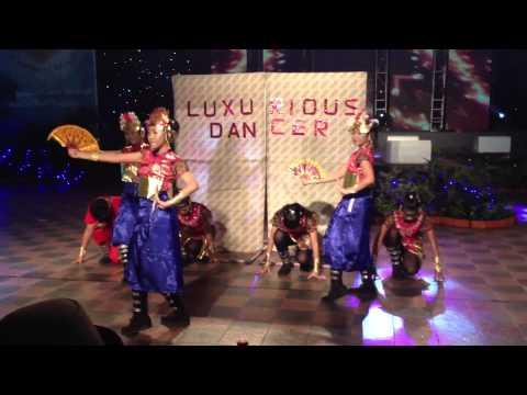 LUXURIOUS DANCE SMA DIPONEGORO 1 JAKARTA