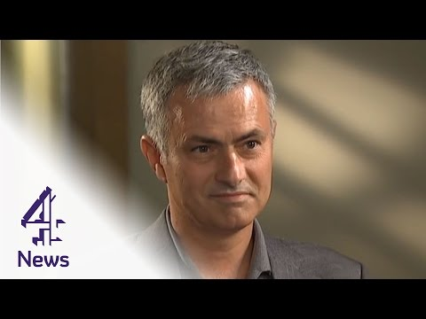Jose Mourinho: 'I am just one more Special One'