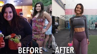 My Fitness Journey | Weight Loss Transformation, Binge Eating, & Body Image Struggle