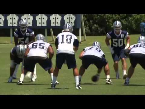 KYLE ORTON SKIPS COWBOYS WORKOUT