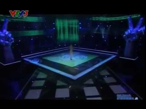 Vòng Giấu Mặt Tập 1 The Voice Giọng Hát Việt 2013  19/5/2013 Đoàn Mạnh Thắng - My Love
