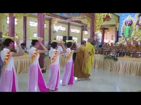 Chùa Vĩnh Thới ( Vĩnh Thuận Kiêng Giang)