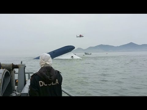 Captian of first ship to Sewol ferry knew it was sinking