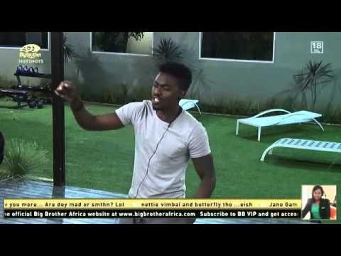 Big Brother Hotshots - Tayo's fury