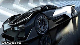 Faraday Future FFZERO1, Kia SUV, Rolls Royce Architecture - Fast Lane Daily