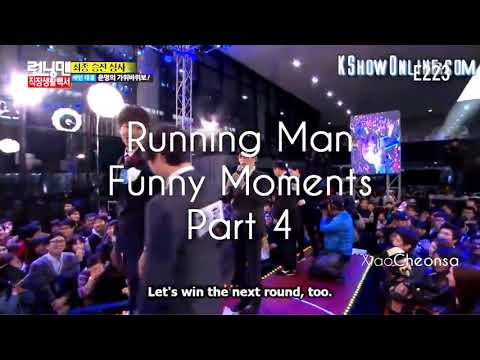 Running  Man part 4 funny moments