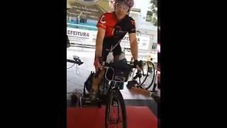 Bikers Rio Pardo | Vídeos | Brasileiro entra para o Guinness ao pedalar 508,3km no rolo em 12h