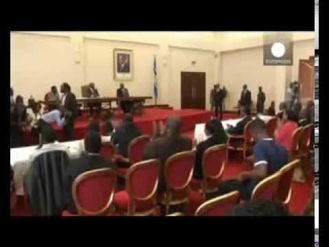 Ugandan president signs anti-gay bill into law