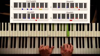 How To Play: All Of Me John Legend. PART 2: Chorus