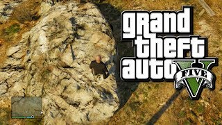 "GTA 5 Mount Chilliad ""Jet Pack"" Symbol FOUND! Secret"
