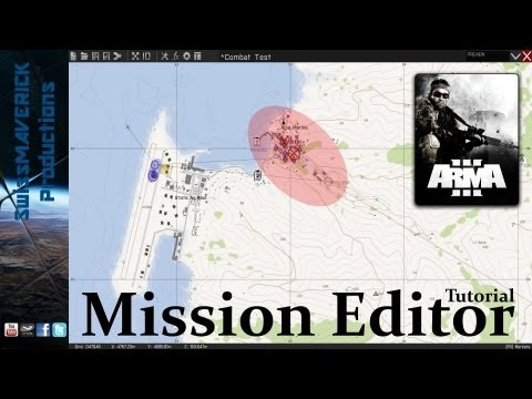 ARMA 3 - Mission Editor [Tutorial]