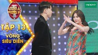 Giọng ải giọng ai 3 Tập 13 vòng siêu diễn: S.T đành câm nín khi bị Ninh Dương Lan Ngọc