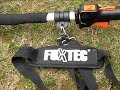 Fuxtec Multitool 4in1 Motorhacke Im Einsatz