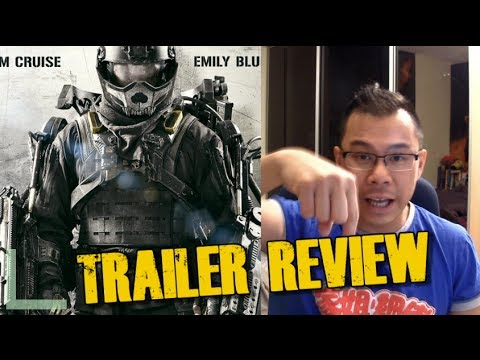 Edge of Tomorrow Teaser trailer review by Ragin Ronin